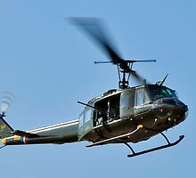 Bell UH-1 Iroquois Helicopter - (Huey) by © Steve H Clark Photography