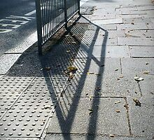 Street Shadows by Vanessa  Warren