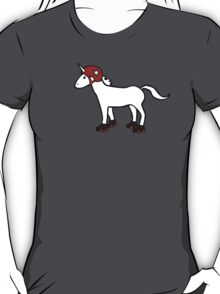 Roller Derby Unicorn T-Shirt