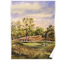 Merion Golf Course Poster