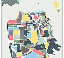 San Francisco by Tesouro
