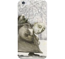 The Bottle Collector iPhone Case/Skin
