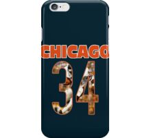 Payton - 34 iPhone Case/Skin