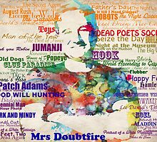 Robin Williams Tribute by Patricia Lintner