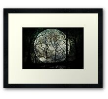 Season of the Witch Framed Print