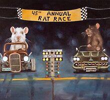 Rat Race by LeahSaulnier