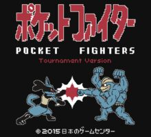 Pocket Fighters by merimeaux