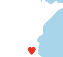 Minnesota Love Sticker