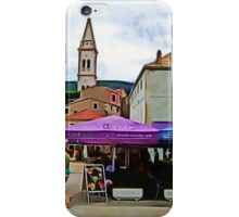 Jelsa IV - Adriatic Sea iPhone Case/Skin
