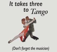 It Takes Three to Tango by JaySykesMedia