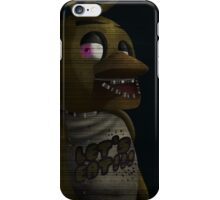 Chica on Stage iPhone Case/Skin