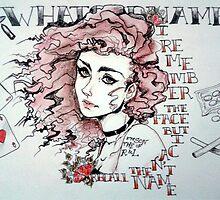 Whatsername by BandGirlDoodle