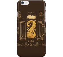 Le Beer (Elixir of Life) iPhone Case/Skin
