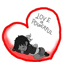 Love is Powerful by aelita15