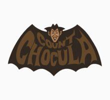 Beware Count Chocula Kids Clothes
