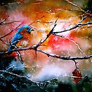 Seasons Of The Heart by © Janis Zroback