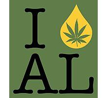 I Dab AL (Alabama) Photographic Print