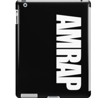 AMRAP iPad Case/Skin