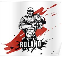 Roland Poster