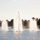 Lake Spray by Donna Adamski