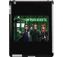 The Whotrix iPad Case/Skin