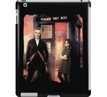 Capaldi Doctor Who iPad Case/Skin