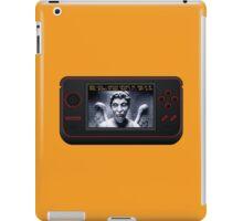 Weeping Angel Video Game iPad Case/Skin