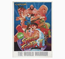 Street Fighter 2 (The World Warrior) T-Shirt