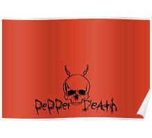 Pepper Death Devil Poster