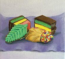 Cookies and Sprinkles Painting by Lagoldberg28