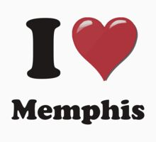 I Love Memphis by ColaBoy