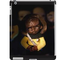 Small Security Officer iPad Case/Skin