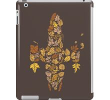 I am a leaf on the wind... iPad Case/Skin