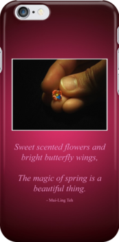 Spring Beginnings by Mui-Ling Teh