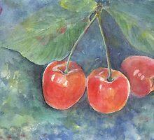 Cherry by torishaa