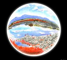 Landscape in a Ball by Mui-Ling Teh