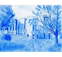 Unitarian Church Photographic Print