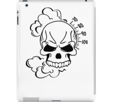 Speed Demon iPad Case/Skin