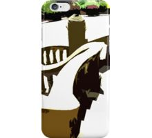 ALONG THE SPIRAL STAIRWAY iPhone Case/Skin