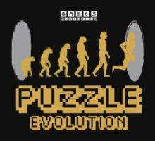Puzzle Evolution T-Shirt