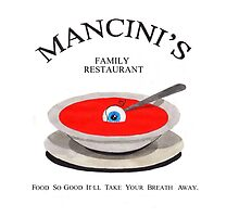 Mancini's Fine Dining by EmilySkelling
