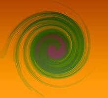 Round Wave by Ashadeep