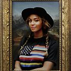 Beyonce Mona Lisa by simon23