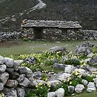 The Perfect Retreat; Stone Cottage in Solo Khumbu by Jan Vinclair