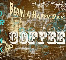 Begin a Happy Day by Patricia Lintner