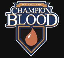 Champion Blood Shirt (Clean) by owlboogie