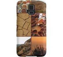 Collage/Postcard from Albania 2 - Travel Photography Samsung Galaxy Case/Skin