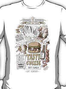 Dumb burger T-Shirt