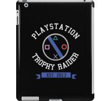 Console Wars Playstation iPad Case/Skin