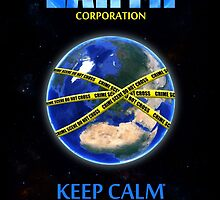 Earth Corporation by eleni dreamel